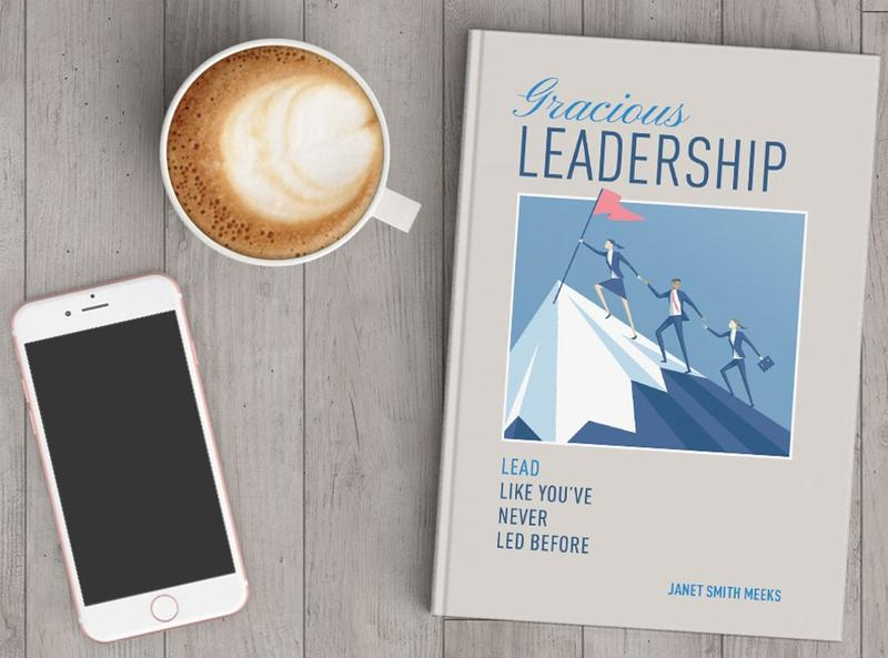 Gracious Leadership available as audiobook